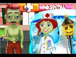 Halloween Doctor Surgery - Android gameplay Gameiva Movie ...