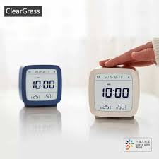 Youpin <b>Cleargrass Bluetooth Alarm Clock</b> smart Control ...