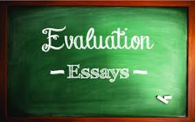 how to write an evaluation paper with sample essays  letterpile how to write an evaluation essay