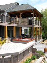 outdoor living design deck  images about outdoor living spaces on pinterest outdoor living patio