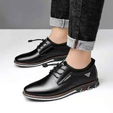 Fashion <b>High Quality Men's</b> Business <b>Casual</b> Shoes Formal Shoes ...