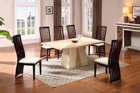 Marble Dining Room Sets Quartz Modern Marble Dining Set Image Quartz Modern Marble Dining