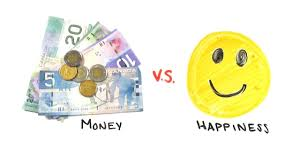 the money or the happiness majors the money or the happiness