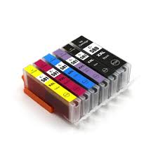 <b>Compatible</b> ink cartridge canon <b>pgi 580 cli 581</b> used for Canon ...