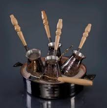<b>Набор</b> для приготовления кофе <b>Станица</b>, Восточный, 8 предметов