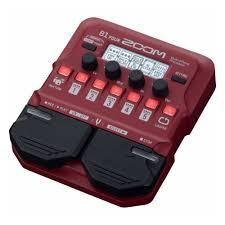 <b>Процессор эффектов Zoom B1</b> FOUR для бас-гитары — купить в ...