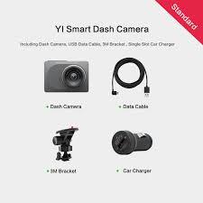 <b>Видеорегистратор YI</b> Smart Dash Camera HD | Беспроводное ...