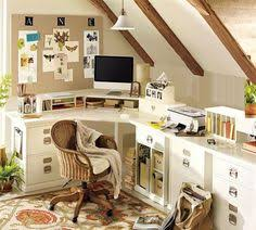 a comfortable home office complete with office system component and modern interior design chatham home office decorator