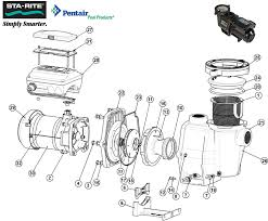 sta rite jet pumps diagram related keywords suggestions sta sta rite sta rite intellipro vs svrs variable speed pump parts sta