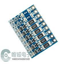 <b>6 String 22.2v</b> 18650 Lithium Battery Balance Function Board ...
