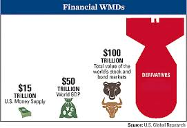 Image result for weapons of financial mass destruction