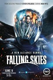 Falling Skies Temporada 5 audio latino