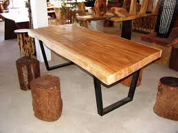 dining table set wooden black