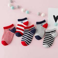 <b>5 Pairs</b>/<b>lot 2019</b> New Summer Boys Girls Kids Socks Set 3 12Y ...
