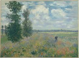 claude monet essay heilbrunn timeline of art poppy fields near argenteuil