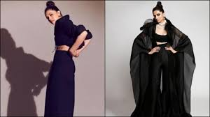Deepika Padukone's latest <b>sexy black</b> outfit is throwback to her <b>2018</b> ...