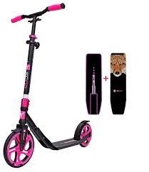 Купить Городской <b>самокат Y-Scoo RT 250</b> ONE&ONE pink по ...
