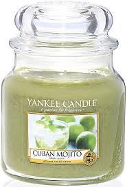 """<b>Ароматическая свеча</b> """"Кубинский <b>Мохито</b>"""" - Yankee Candle ..."""