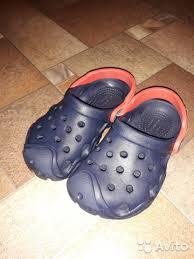 <b>Сабо Crocs</b>, размер С7 (24-25) - Личные вещи, Детская одежда и ...