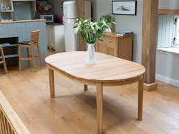 Oak Furniture Dining Room Oval Solid Oak Dining Tables Oak Tables For Your Dining Room And