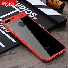 IPAKY Phone Case Shockproof <b>TPU</b>+<b>PC</b> Cover On For <b>Huawei</b> ...