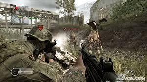 Resultado de imagen de call of duty 4 modern warfare