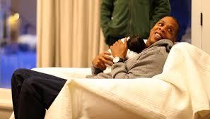 Celebrity Dad Jay-Z