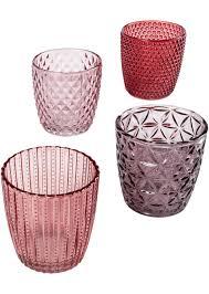 <b>Подсвечник</b> (<b>4</b> шт.) розовый - bpc living bonprix collection купить ...