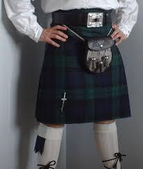 Шотландский национальный костюм — Википедия