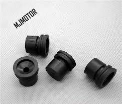 (<b>4pcs</b>/<b>lot</b>) 2 models Engine Bonnet hood rubber Buffer adhesive for ...