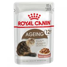 <b>Royal Canin Ageing</b> +<b>12</b> in Gravy - 85gm