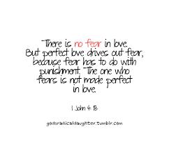 FEAR OF LOVE Quotes Like Success via Relatably.com