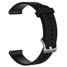 ACUTAS <b>20MM Silicone Rubber Sport</b> Watch Band Strap for Xiaomi ...