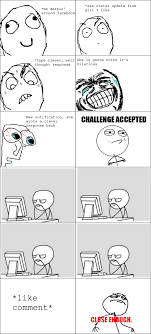 Making Clever Comments On Facebook Funny Meme Comics Pictures ... via Relatably.com