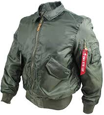 <b>Men's Spring and Autumn</b> Windproof Flight Bomber Jacket ...