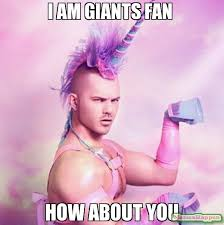 Are you really a Giants fan? | Big Blue Interactive via Relatably.com