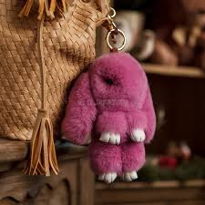 <b>Мягкая игрушка</b> Кролик-брелок <b>GOOD MOOD</b> СИРЕНЕВЫЙ 18см ...