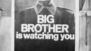 you probably didn t the most telling part of orwell s  big brother is watching you 1984 george orwell