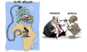 """Résultat de recherche d'images pour """"caricature du colonialisme français"""""""