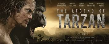 Image result for NEW TARZAN