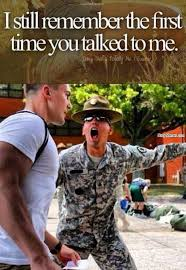 Airforce basic training - Navy Memes - clean mandatory fun via Relatably.com