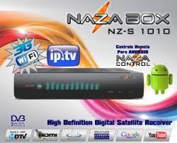 Atualização Nazabox NZ S1010 - V_3.01 de 27/10/2014
