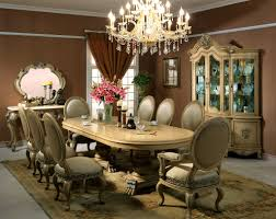 carlo ii silver pearl dining room collection