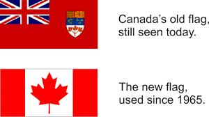 Hasil gambar untuk diefenbaker flag