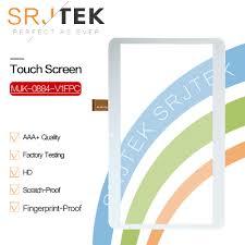 """SRJTEK 10.1"""" Touch For MJK 0884 V1FPC <b>Tablet PC Screen</b> Panel ..."""