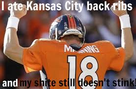Last Word On Memes: Peyton and Back Ribs » Last Word On Sports via Relatably.com
