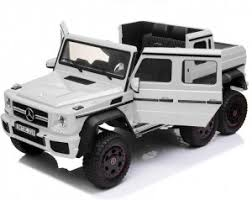 <b>Детский электромобиль DMD</b> Merсedes-Benz G63 AMG White 4WD