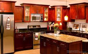 Small Picture Exellent Light Cherry Kitchen Cabinets Photo Gallery In Ideas