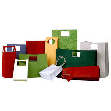 custom paper retail bags QIS Packaging Flat Brown Paper Bags lt br gt     x     Packs