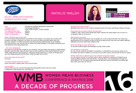 women mean business conference awards  2016 wmb awards finalists